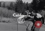 Image of ski-skate early vintage skateboard California United States USA, 1954, second 3 stock footage video 65675040179