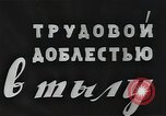 Image of Russian coal mine workers Russia, 1941, second 4 stock footage video 65675040193