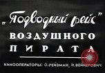 Image of Russian driver Russia, 1941, second 2 stock footage video 65675040198