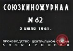 Image of Russian crowd Russia, 1941, second 12 stock footage video 65675040207