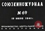 Image of Soviet infantry Soviet Union, 1941, second 11 stock footage video 65675040213