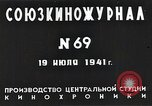 Image of Russian troops Western Front European Theater, 1941, second 12 stock footage video 65675040213