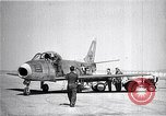 Image of F-86A speed record Muroc California USA, 1948, second 6 stock footage video 65675040231