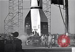 Image of American V2 rocket Cocoa Florida USA, 1950, second 11 stock footage video 65675040235
