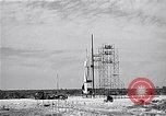 Image of American V2 rocket Cocoa Florida USA, 1950, second 11 stock footage video 65675040236