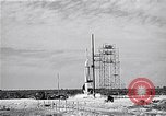Image of American V2 rocket Cocoa Florida USA, 1950, second 12 stock footage video 65675040236