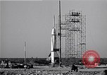 Image of American V2 rocket Cocoa Florida USA, 1950, second 12 stock footage video 65675040237
