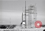 Image of V-2 rocket Cocoa Florida USA, 1950, second 9 stock footage video 65675040240