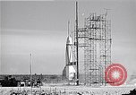 Image of V-2 rocket Cocoa Florida USA, 1950, second 12 stock footage video 65675040240