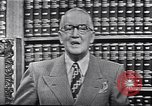 Image of Barry Goldwater United States USA, 1952, second 3 stock footage video 65675040241