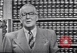 Image of Barry Goldwater United States USA, 1952, second 5 stock footage video 65675040241