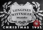 Image of Longines watch advertisement United States USA, 1951, second 3 stock footage video 65675040243