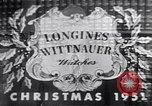Image of Longines watch advertisement United States USA, 1951, second 4 stock footage video 65675040243