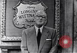 Image of Longines watches United States USA, 1953, second 7 stock footage video 65675040253