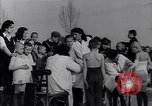 Image of young Yugoslav boys Belgrade Yugoslavia, 1945, second 4 stock footage video 65675040257