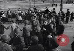 Image of young Yugoslavian boys and girls Belgrade Yugoslavia, 1945, second 5 stock footage video 65675040258