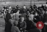 Image of young Yugoslavian boys and girls Belgrade Yugoslavia, 1945, second 9 stock footage video 65675040258