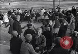 Image of young Yugoslavian boys and girls Belgrade Yugoslavia, 1945, second 12 stock footage video 65675040258