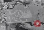 Image of Yugoslav troops Belgrade Yugoslavia, 1945, second 1 stock footage video 65675040260