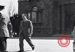 Image of Marshal Josip Broz Tito Belgrade Yugoslavia, 1945, second 11 stock footage video 65675040263