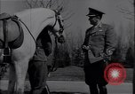 Image of Marshal Josip Broz Tito Belgrade Yugoslavia, 1945, second 12 stock footage video 65675040263