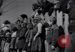 Image of Yugoslav troops Belgrade Yugoslavia, 1945, second 3 stock footage video 65675040264