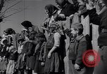 Image of Yugoslav troops Belgrade Yugoslavia, 1945, second 9 stock footage video 65675040264