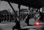 Image of Yugoslavian troops in World War 2 Belgrade Yugoslavia, 1945, second 7 stock footage video 65675040265