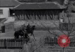 Image of Yugoslav troops Belgrade Yugoslavia, 1945, second 8 stock footage video 65675040266