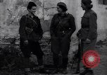 Image of Yugoslav Partisan soldiers Yugoslavia, 1944, second 2 stock footage video 65675040275