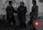 Image of Yugoslav Partisan soldiers Yugoslavia, 1944, second 6 stock footage video 65675040275