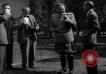 Image of Marshal Josip Broz Tito Dedinji Belgrade Yugoslavia, 1950, second 8 stock footage video 65675040278