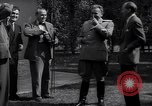 Image of Marshal Josip Broz Tito Dedinji Belgrade Yugoslavia, 1950, second 9 stock footage video 65675040278