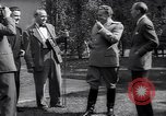 Image of Marshal Josip Broz Tito Dedinji Belgrade Yugoslavia, 1950, second 12 stock footage video 65675040278