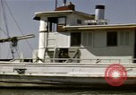 Image of boats James River Virginia USA, 1947, second 11 stock footage video 65675040283