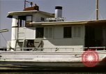 Image of boats James River Virginia USA, 1947, second 12 stock footage video 65675040283