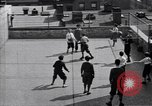 Image of Boy Scouts Manhattan New York City USA, 1930, second 10 stock footage video 65675040294