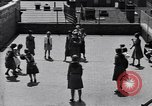 Image of girl scouts Manhattan New York City USA, 1930, second 9 stock footage video 65675040295