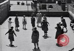 Image of girl scouts Manhattan New York City USA, 1930, second 10 stock footage video 65675040295