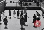 Image of girl scouts Manhattan New York City USA, 1930, second 11 stock footage video 65675040295