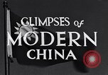Image of travel route Beijing China, 1937, second 4 stock footage video 65675040297