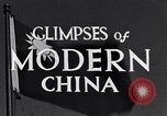 Image of travel route Beijing China, 1937, second 7 stock footage video 65675040297