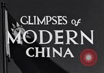 Image of travel route Beijing China, 1937, second 11 stock footage video 65675040297