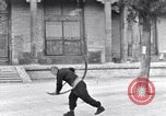 Image of Chinese sports China, 1937, second 8 stock footage video 65675040304