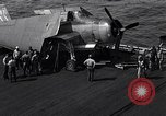 Image of TBM pilot Okinawa Ryukyu Islands, 1945, second 4 stock footage video 65675040314