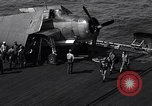 Image of TBM pilot Okinawa Ryukyu Islands, 1945, second 6 stock footage video 65675040314