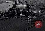Image of TBM pilot Okinawa Ryukyu Islands, 1945, second 7 stock footage video 65675040314