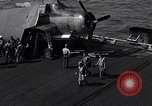 Image of TBM pilot Okinawa Ryukyu Islands, 1945, second 8 stock footage video 65675040314