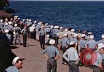 Image of United States marines Bikini Atoll Marshall Islands, 1946, second 3 stock footage video 65675040333
