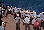Image of United States marines Bikini Atoll Marshall Islands, 1946, second 5 stock footage video 65675040333